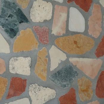 Marmi Palladiana colori misti